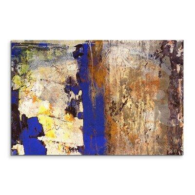 PaulSinusArt Enigma Abstrakt 900 Painting Print on Canvas