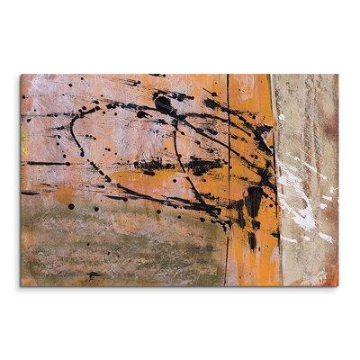 PaulSinusArt Enigma Abstrakt 903 Painting Print on Canvas
