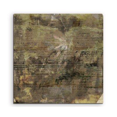 PaulSinusArt Enigma Abstrakt 985 Painting Print on Canvas