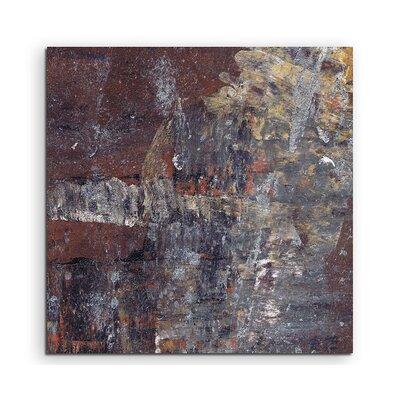 PaulSinusArt Enigma Abstrakt 988 Painting Print on Canvas