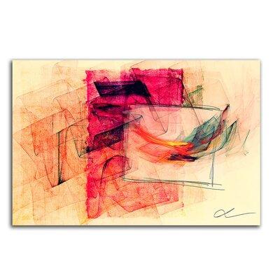 PaulSinusArt Enigma Abstrakt 297 Painting Print on Canvas