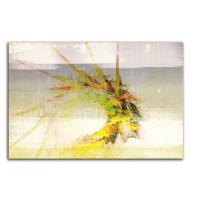 PaulSinusArt Enigma Abstrakt 302 Painting Print on Canvas