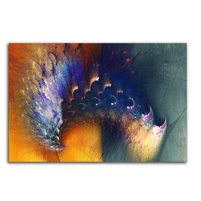 PaulSinusArt Enigma Abstrakt 304 Painting Print on Canvas
