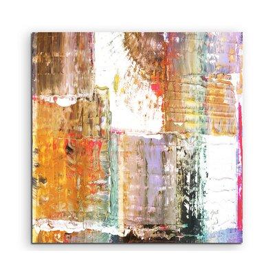 PaulSinusArt Enigma Abstrakt 992 Painting Print on Canvas