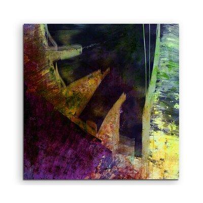 PaulSinusArt Enigma Abstrakt 993 Painting Print on Canvas