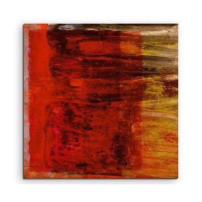 PaulSinusArt Enigma Abstrakt 994 Painting Print on Canvas