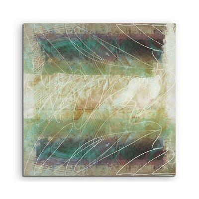 PaulSinusArt Enigma Abstrakt 997 Painting Print on Canvas