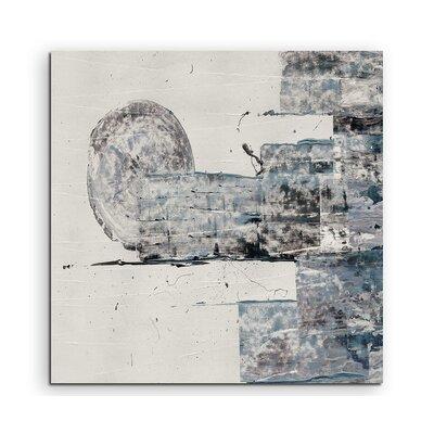 PaulSinusArt Enigma Abstrakt 998 Painting Print on Canvas