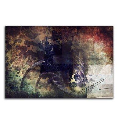 PaulSinusArt Enigma Abstrakt 308 Painting Print on Canvas