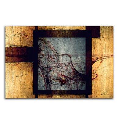 PaulSinusArt Enigma Abstrakt 309 Painting Print on Canvas