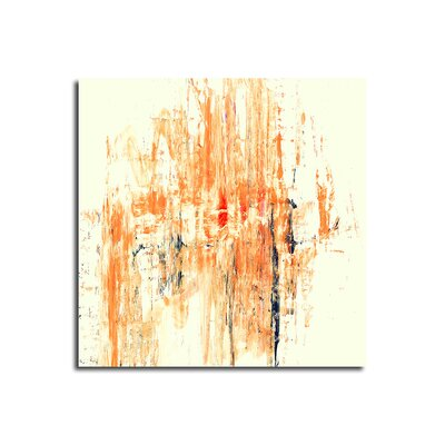 PaulSinusArt Enigma Abstrakt 007 Painting Print on Canvas