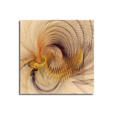 PaulSinusArt Enigma Abstrakt 160 Painting Print on Canvas