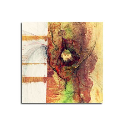 PaulSinusArt Enigma Abstrakt 164 Painting Print on Canvas