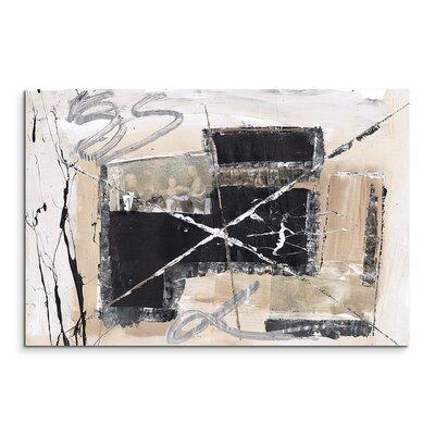 PaulSinusArt Enigma Abstrakt 577 Painting Print on Canvas