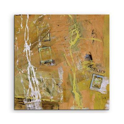 PaulSinusArt Enigma Abstrakt 586 Painting Print on Canvas