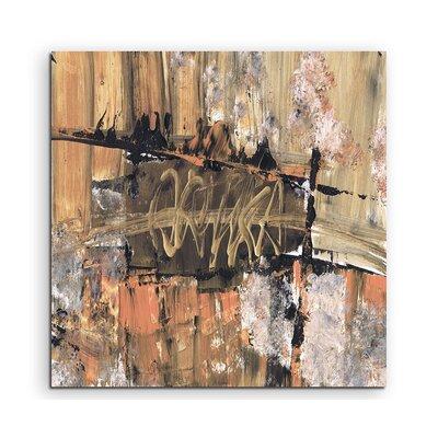 PaulSinusArt Enigma Abstrakt 589 Painting Print on Canvas
