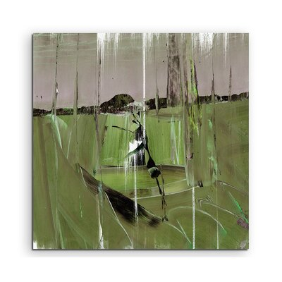 PaulSinusArt Enigma Abstrakt 592 Painting Print on Canvas