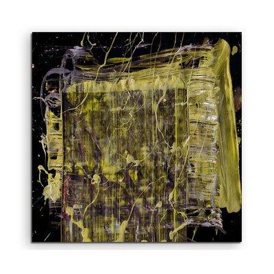 PaulSinusArt Enigma Abstrakt 593 Painting Print on Canvas