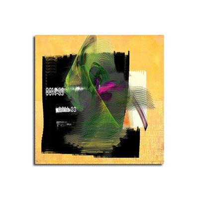 PaulSinusArt Enigma Abstrakt 130 Painting Print on Canvas