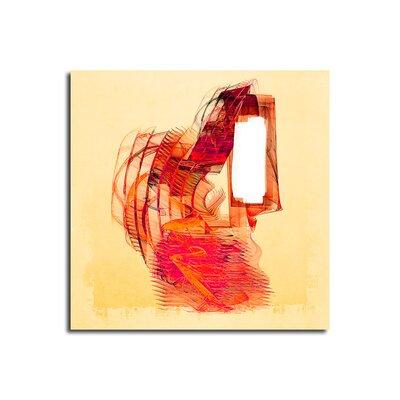 PaulSinusArt Enigma Abstrakt 282 Painting Print on Canvas