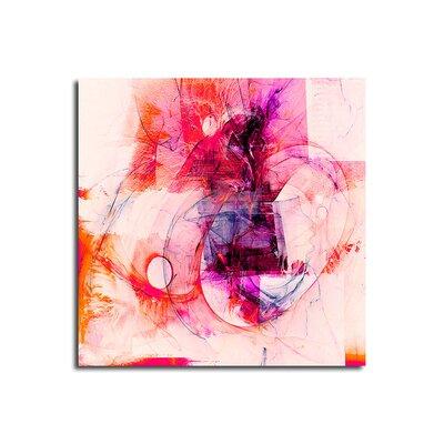 PaulSinusArt Enigma Abstrakt 284 Painting Print on Canvas