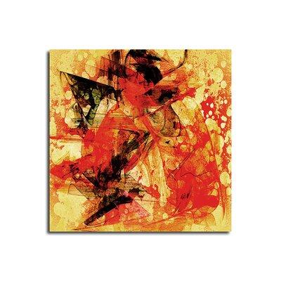 PaulSinusArt Enigma Abstrakt 289 Painting Print on Canvas
