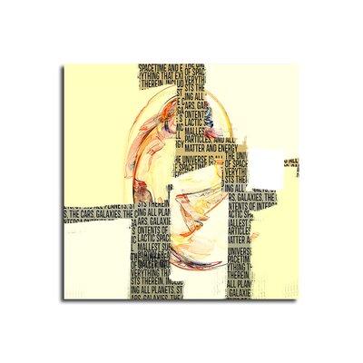 PaulSinusArt Enigma Abstrakt 291 Painting Print on Canvas