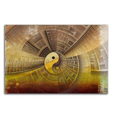 PaulSinusArt Enigma Abstrakt 430 Painting Print on Canvas