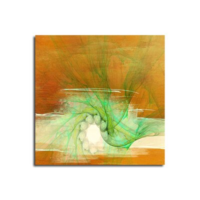 PaulSinusArt Enigma Abstrakt 298 Painting Print on Canvas