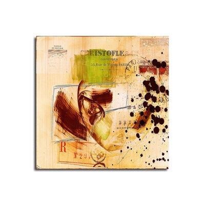PaulSinusArt Enigma Abstrakt 470 Painting Print on Canvas