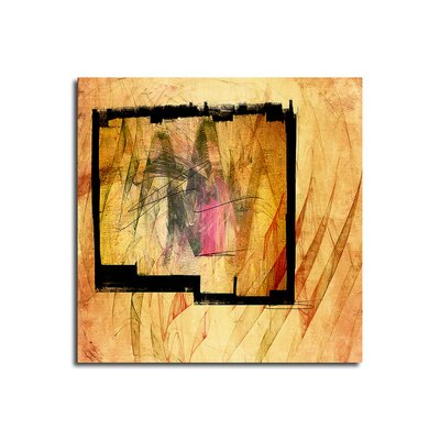PaulSinusArt Enigma Abstrakt 471 Painting Print on Canvas