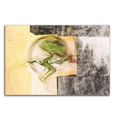 PaulSinusArt Enigma Abstrakt 390 Painting Print on Canvas