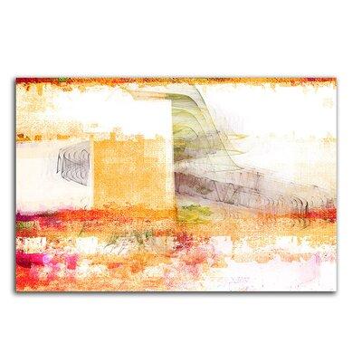 PaulSinusArt Enigma Abstrakt 393 Painting Print on Canvas