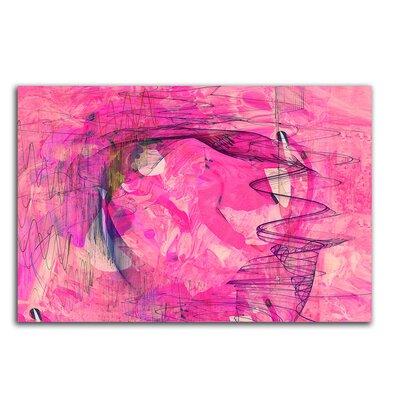 PaulSinusArt Enigma Abstrakt 394 Painting Print on Canvas