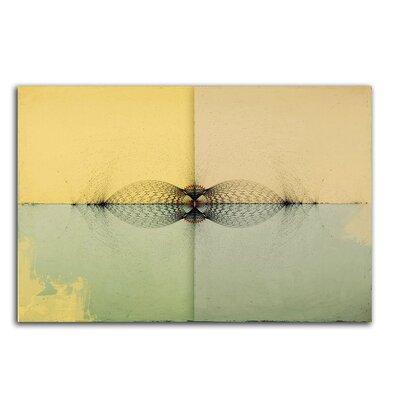 PaulSinusArt Enigma Abstrakt 401 Painting Print on Canvas