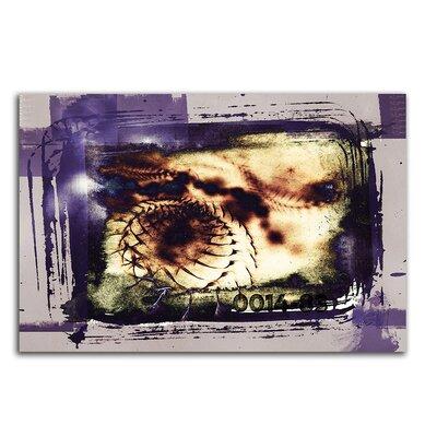 PaulSinusArt Enigma Abstrakt 402 Painting Print on Canvas