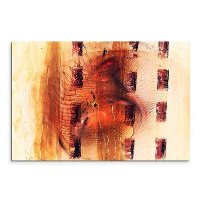 PaulSinusArt Enigma Abstrakt 1368 Painting Print on Canvas