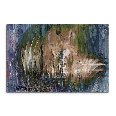 PaulSinusArt Enigma Abstrakt 1374 Painting Print on Canvas