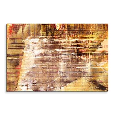 PaulSinusArt Enigma Abstrakt 569 Painting Print on Canvas