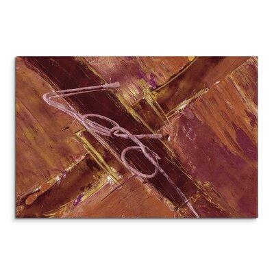 PaulSinusArt Enigma Abstrakt 572 Painting Print on Canvas