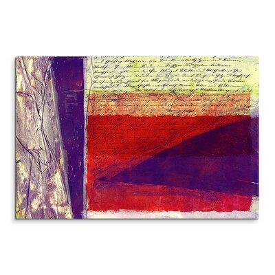 PaulSinusArt Enigma Abstrakt 574 Painting Print on Canvas