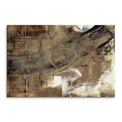 PaulSinusArt Enigma Abstrakt 576 Painting Print on Canvas