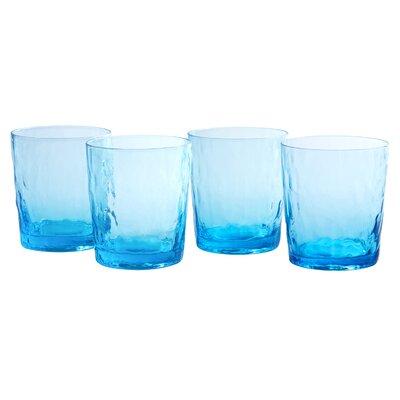 Ripple DOF Glass Finish: Turquoise