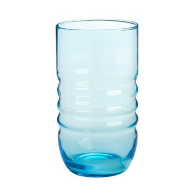 Spa Highball Glass Color: Aqua