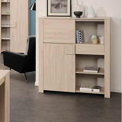 Welty Accent Cabinet Color: Sesame