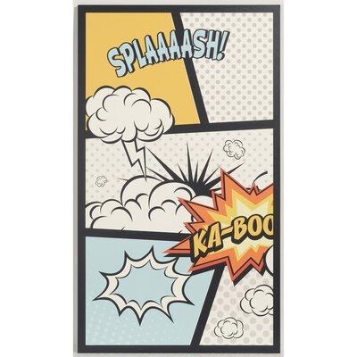 Gravity 1 Accent cabinet Door Color: Splaaaash