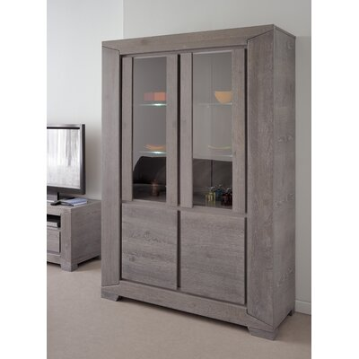 Titan 2 Door Storage Accent Cabinet