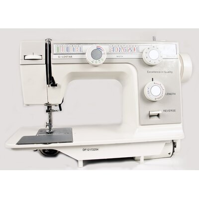 Goldstar Flatbed Sewing Machine