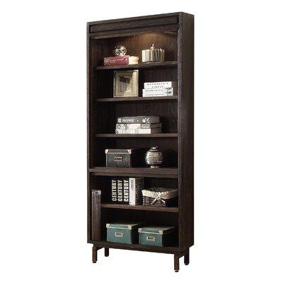 Blair Standard Bookcase Color: Burnished Cocoa
