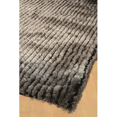 HOME SPIRIT Alvin Black/Taupe Rug
